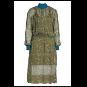 Rag&Bone Dinah silk dress